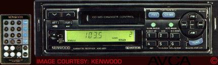 Kenwood KRC902