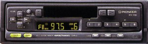 Pioneer KEH1700