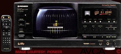 Pioneer PDF1006