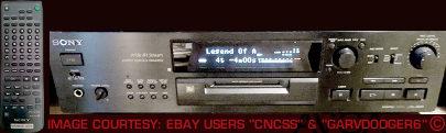 Sony MDSJB920