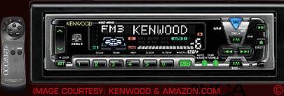 Kenwood KDC6015