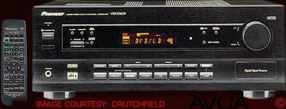 Pioneer VSXD409