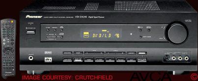 Pioneer VSXD509S