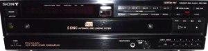 Sony CDPC800