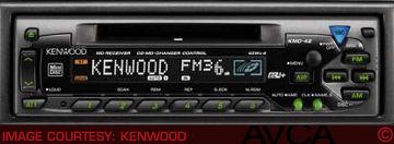 Kenwood KMD42