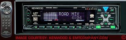 Kenwood KMDX92