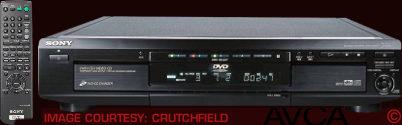 Sony DVPC660