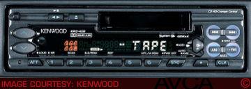 Kenwood KRC409
