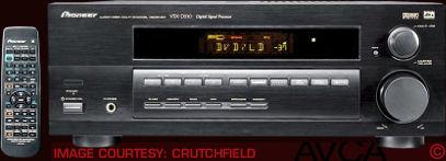 Pioneer VSXD510