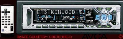 Kenwood KRC535