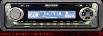 Pioneer DEH2400F