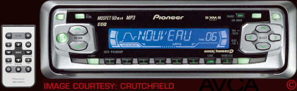 Pioneer DEHP4500MP