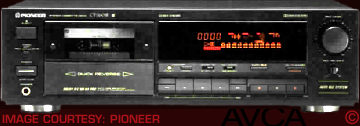 Pioneer CTS601R