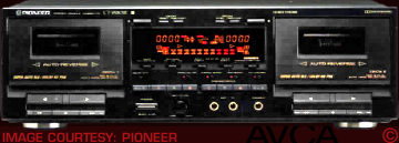 Pioneer CTW801R