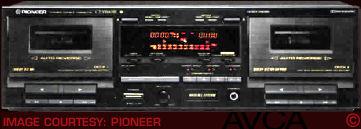 Pioneer CTW601R