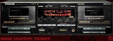 Pioneer CTW701R