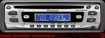 Pioneer DEH1700