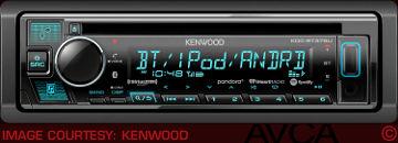 Kenwood KDCBT375U