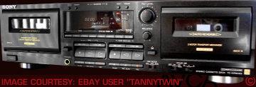 Sony TCWR801ES