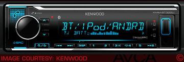 Kenwood KMMBT322U