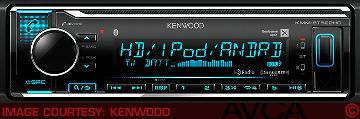 Kenwood KMMBT522HD