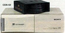 Sony CDX52