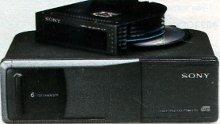 Sony CDXT62