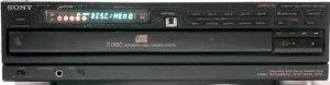 Sony CDPC700