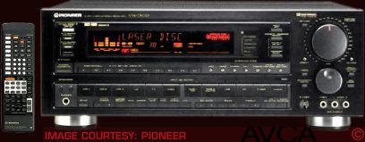 Pioneer VSXD901S