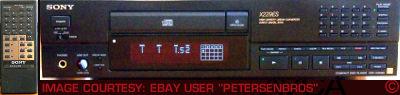 Sony CDPX229ES