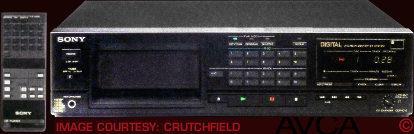 Sony CDPC10