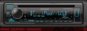 Kenwood KDCBT378U
