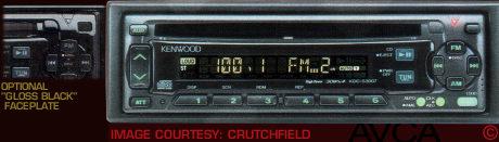 Kenwood KDCS3007