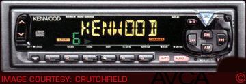 Kenwood KDCS5009