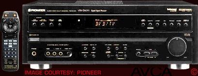 Pioneer VSXD507S