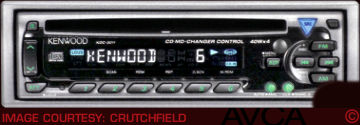 Kenwood KDC3011