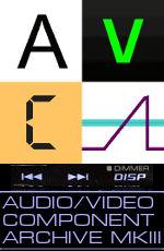 Audio/Video Component Archive